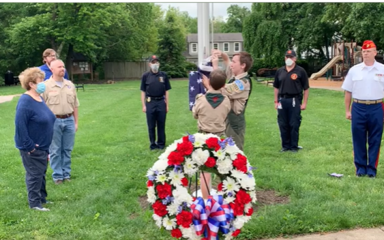 Round Hill Memorial Day Ceremony